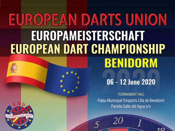 Campionato Europeo 2020 - Benidorm (Spain)