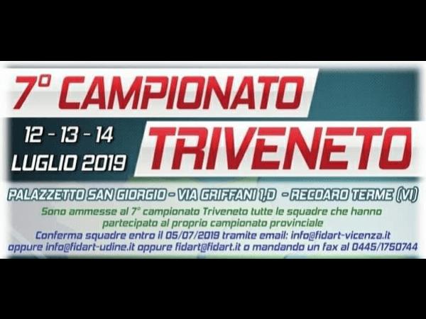 Calendario Torneo A 7 Squadre.7 Campionato Triveneto